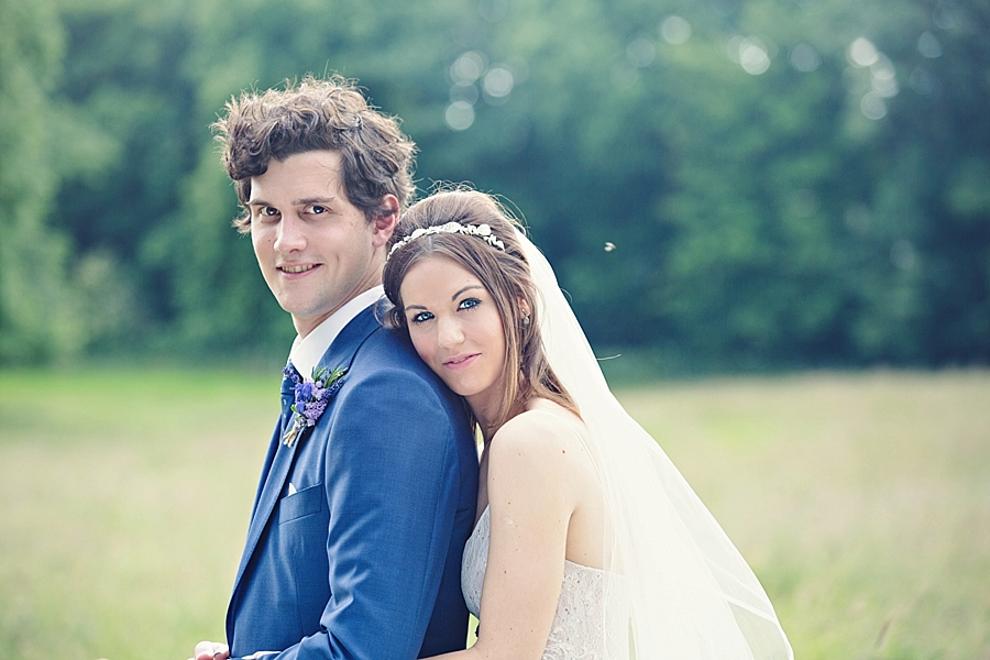 A Relaxed Romantic Rise Hall Wedding