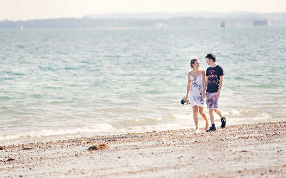 Featured On Pink Pearls Wedding Blog: Rachel & Shaun's Engagement Session
