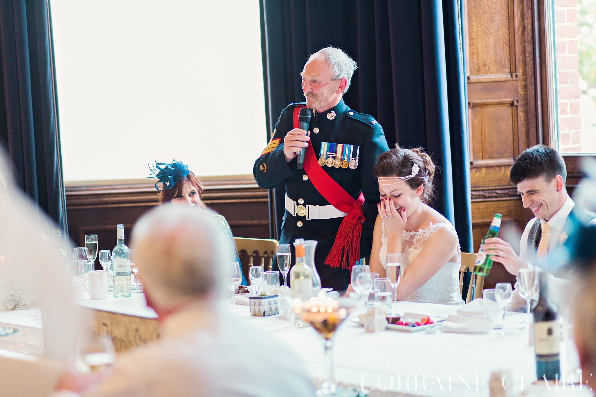 MR & MRS IRVINE BLOG-68_Royal Marines Wedding Photography