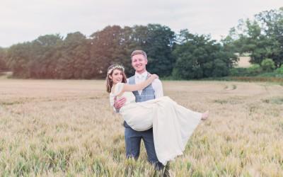 MR & MRS CROSTHWAITE'S FARBRIDGE WEDDING