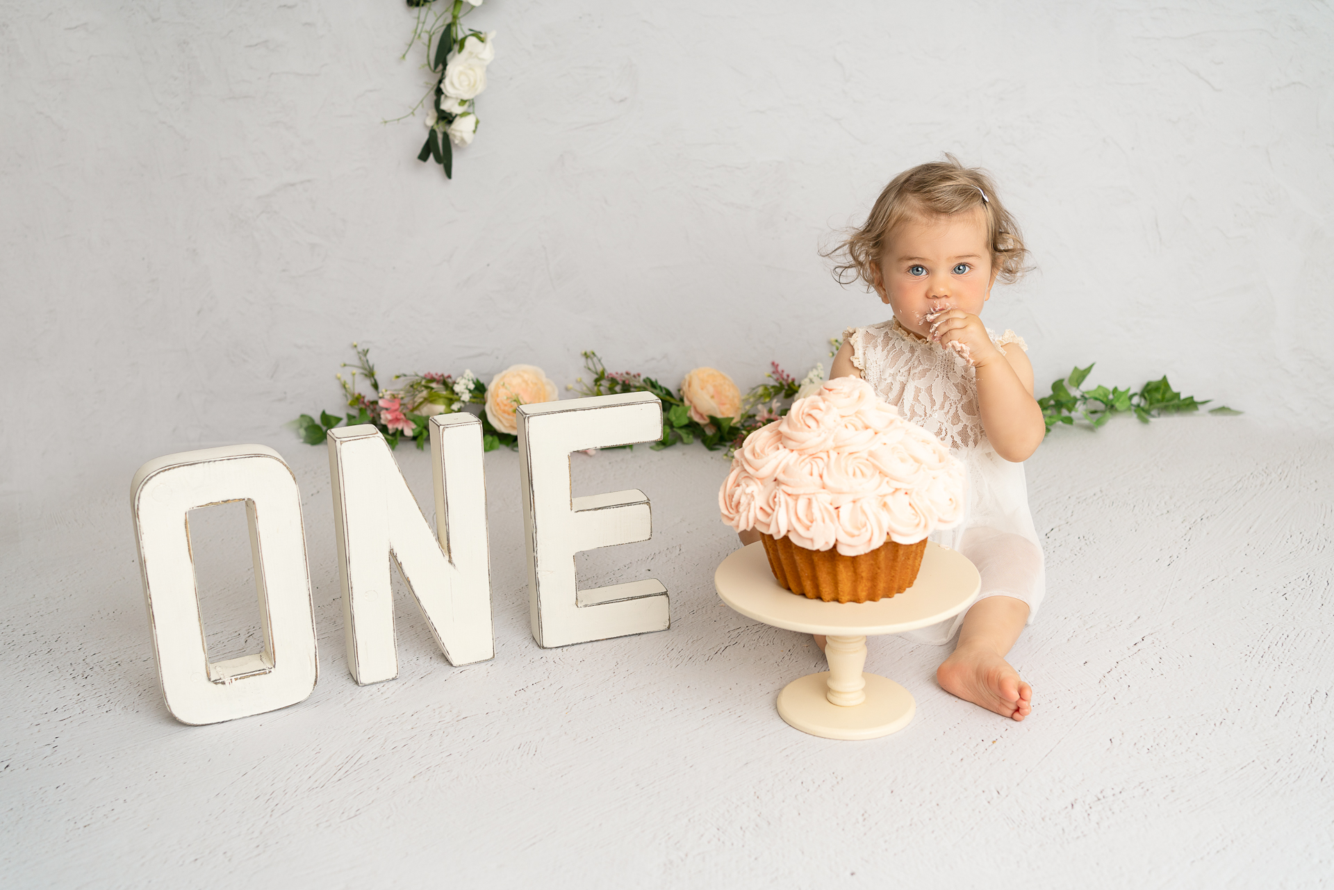 Cake Smash Photographer Surrey 2020